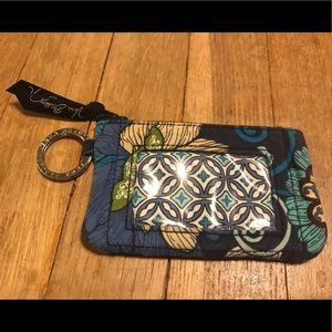 Vera Bradley Zip ID Wallet